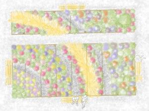 Arcobaleno di spighe - Radicepura Garden Festival